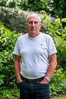 BNPS.co.uk (01202 558833)<br /> Pic: MaxWillcock/BNPS<br /> Date taken: 29/07/2021<br /> <br /> Pictured: Alan Bruce who had his Rolex watch stolen.<br /> <br /> Police hunting two women dubbed the 'Rolex Rippers' have released CCTV images of the prime suspects.<br /> <br /> The duo are believed to have targeted at least 21 elderly men in affluent areas of southern England for their expensive Rolex watches.