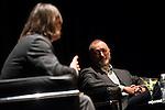 Spanish writter Arturo Perez Reverte present his last book, Falco at Circulo de Bellas Artes in Madrid. October 25, 2016. (ALTERPHOTOS/Borja B.Hojas)