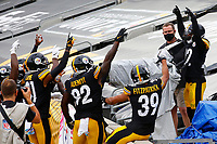 during a regular season game between the Pittsburgh Steelers and the Philadelphia Eagles, Sunday, Oct. 11, 2020 in Pittsburgh, PA. (\192119000006#1\ / Pittsburgh Steelers)