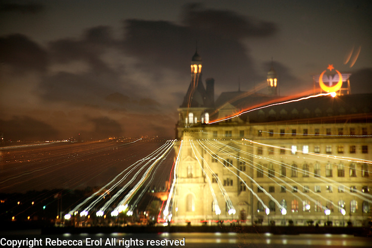 Haydarpasa train station, Istanbul, Turkey