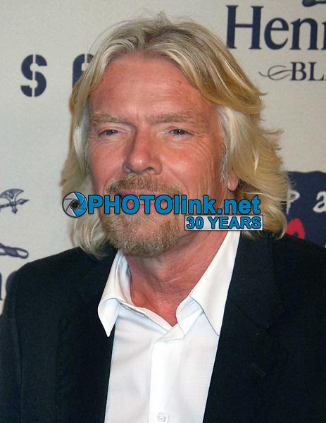 Richard Branson, 10-15-09, Photo By John Barrett/PHOTOlink