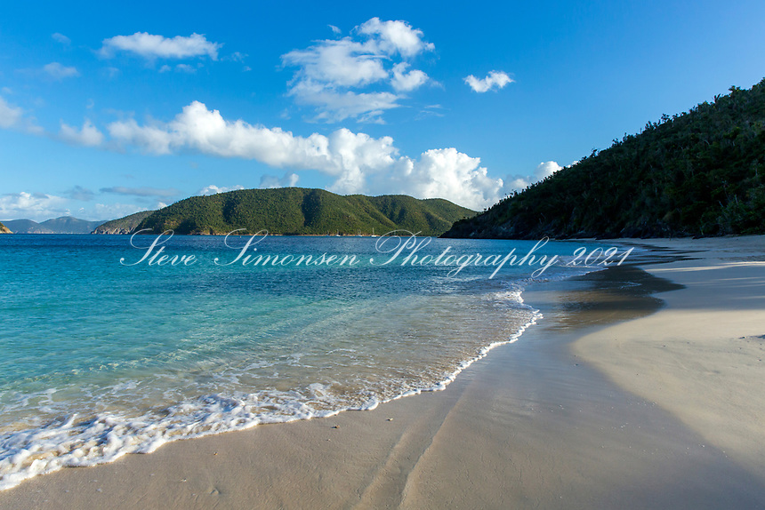 Cinnamon Bay (post hurricane)<br />
