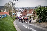 up the Valkenberg<br /> <br /> 105th Ronde van Vlaanderen 2021 (MEN1.UWT)<br /> <br /> 1 day race from Antwerp to Oudenaarde (BEL/264km) <br /> <br /> ©kramon