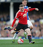 Everton v Manchester United 17.10.2015