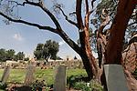 G-132 The British cemetery on Mount Scopus