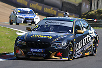 Rounds 3 of the 2021 British Touring Car Championship. #3 Tom Chilton. Car Gods with Ciceley Motorsport. BMW 330i M Sport.