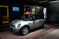 Mini at the Luxury car show 2002<br /> <br /> photo : (c)  Images Distribution