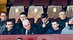 07.04.2019 Motherwell v Rangers: Steven Gerrard issuing instructions