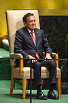 General Assembly Seventy-fourth session, 5th plenary meeting<br /> <br /> His Excellency Laurentino Cortizo Cohen, President, Republic of Panama