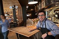 Amérique/Amérique du Nord/Canada/Québec/ Québec: François Blais, chef du restaurant: Bistrot B par François Blais
