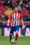 Jorge Resurreccion Merodio, Koke, of Atletico de Madrid in action during the La Liga 2017-18 match between Atletico de Madrid and Getafe CF at Wanda Metropolitano on January 06 2018 in Madrid, Spain. Photo by Diego Gonzalez / Power Sport Images