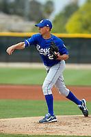 Matt Kniginyzky  - Kansas City Royals - 2009 spring training.Photo by:  Bill Mitchell/Four Seam Images