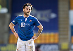 St Johnstone v Dundee United…24.10.20   McDiarmid Park SPFL<br />Craig Conway<br />Picture by Graeme Hart.<br />Copyright Perthshire Picture Agency<br />Tel: 01738 623350  Mobile: 07990 594431