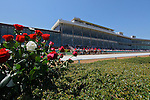 10 April 2010: The infield view of Oaklawn before the 74th running of the Arkansas Derby at Oaklawn in Hot Springs, Arkansas