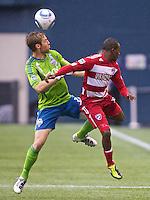 Seattle Sounders FC vs FC Dallas May 25 2011