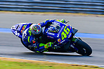Movistar Yamaha MotoGP's rider Valentino Rossi of Italy rides during the MotoGP Official Test at Chang International Circuit on 18 February 2018, in Buriram, Thailand. Photo by Kaikungwon Duanjumroon / Power Sport Images
