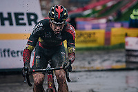 Belgian CX Champion Laurens Sweeck (BEL/Pauwels Sauzen-Bingoal)<br /> <br /> UCI cyclo-cross World Cup Dendermonde 2020 (BEL)<br /> <br /> ©kramon