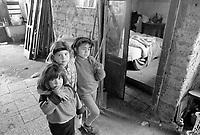 - Arzano (Naples), village of shacks lived from homeless and victims of 1980 earthquake <br /> <br /> - Arzano (Napoli), villagggio di baracche abitato da senza casa e  vittime del terremoto del 1980