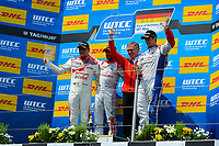 Race of Germany Nürburgring Nordschleife 2016 Race WTCC Race 2 Podium © 2016 Musson/PSP. All Rights Reserved.