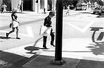 Woman in high heels, Beverly Hills, California USA 2001.