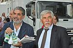 SANTO DELLA VOLPE<br /> MANIFESTAZIONE PER LA LIBERTA' DI STAMPA PROMOSSA DAL FNSI<br /> PIAZZA DEL POPOLO ROMA 2009