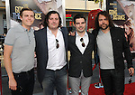 The Boxer Rebellion at the Warner Bros. Pictures' L.A. Premiere of Going the Distance held at The Grauman's Chinese Theatre in Hollywood, California on August 23,2010                                                                               © 2010 Hollywood Press Agency