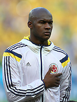 Victor Ibarbo of Colombia