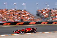 4th September 2021: Circuit Zandvoort, Zandvoort, Netherlands;   16 Charles Leclerc MON, Scuderia Ferrari Mission Winnow, F1 Grand Prix of the Netherlands at Circuit Zandvoort