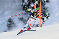 19th December 2020; Saslong, Val Gardena, Tyrol, Italy; International Ski Federation Alpine Ski World Cup, 2nd Men's Downhill, Val Gardena; Andreas Sander (GER)