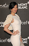 February 20,2009: Lucy Liu at The Montblanc Signature for Good Charity Gala held at Paramount Studios in Hollywood, California. Credit: RockinExposures