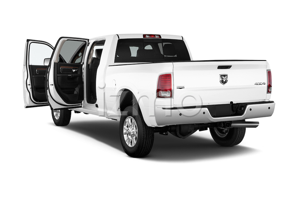 Car images close up view of a 2015 Ram 2500 Laramie 4 Door Truck doors