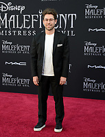 """LOS ANGELES, USA. September 30, 2019: Micah Fitzerman-Blue at the world premiere of """"Maleficent: Mistress of Evil"""" at the El Capitan Theatre.<br /> Picture: Jessica Sherman/Featureflash"""