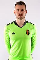 Simon Mignolet goalkeeper of Belgium  <br /> Tubize 12/11/2019 <br /> Calcio presentazione della nuova maglia della Nazionale del Belgio <br /> Photo De Voecht  Kalut/Photonews/Panoramic/insidefoto<br /> ITALY ONLY