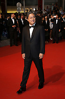 PARK CHAN WOOK 'In The Fade (Aus Dem Nichts)' Red Carpet Arrivals - The 70th Annual Cannes Film Festival<br /> CANNES, FRANCE - MAY 26: attends the 'In The Fade (Aus Dem Nichts)' screening during the 70th annual Cannes Film Festival at Palais des Festivals on May 26, 2017 in Cannes, France
