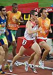 Jason Donkerley won the bronze at the 1500 m t-11<br /> - Photo Benoit Pelosse-CPC