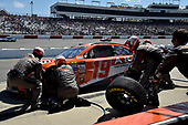 Monster Energy NASCAR Cup Series<br /> Toyota Owners 400<br /> Richmond International Raceway, Richmond, VA USA<br /> Sunday 30 April 2017<br /> Daniel Suarez, Joe Gibbs Racing, ARRIS Toyota Camry<br /> World Copyright: Rusty Jarrett<br /> LAT Images<br /> ref: Digital Image 17RIC1rj_4320