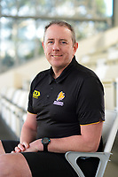 Specialist pace bowling coach Iain O'Brien. 2021 Cricket Wellington staff headshots at NZ Cricket Museum in Wellington, New Zealand on Monday, 2 August 2021. Photo: Dave Lintott / lintottphoto.co.nz