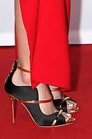 LOS ANGELES - JUN 13:  Katelyn MacMullen Shoe Detail at the 48th Daytime Emmy Awards Press Line - June 13 at the ATI Studios on June 13, 2021 in Burbank, CA