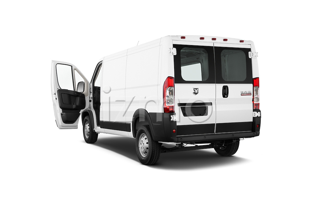 Car images of a 2015 Ram Promaster 1500 136 Wb Low Roof 4 Door Passenger Van 2WD Doors