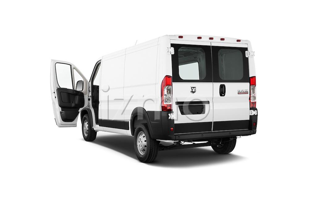 Car images of a 2015 Ram Promaster 1500 136 Wb Low Roof 4 Door Passenger Van 2WD Doors