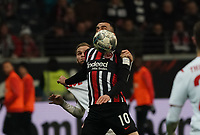 Filip Kostic (Eintracht Frankfurt) - 18.12.2019: Eintracht Frankfurt vs. 1. FC Koeln, Commerzbank Arena, 16. Spieltag<br /> DISCLAIMER: DFL regulations prohibit any use of photographs as image sequences and/or quasi-video.