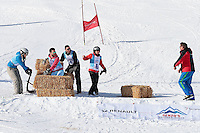 Renzo's Schneeplausch 2016 - Sandro Cavegn / Jontsch Schächter / Corinne Schädler / Monika Fasnacht