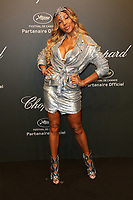 CATHY GUETTA<br /> Chopard Space Party Photocall The 70th Cannes Film Festival<br /> CANNES FRANCE MAY 19