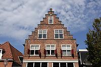 Nederland - Hoorn- 2020.      Trapgevel in Hoorn.   Foto ANP / HH / Berlinda van Dam