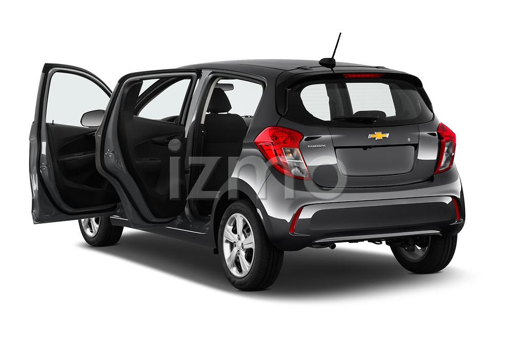 Car images close up view of a 2020 Chevrolet Spark LS Select Doors Door Hatchback doors