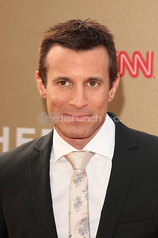 A. J. Hammer at the CNN Heroes: An All-Star Tribute at The Shrine Auditorium on December 11, 2011 in Los Angeles, California.