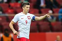 04.09.2017, Warszawa, pilka nozna, kwalifikacje do Mistrzostw Swiata 2018, Polska - Kazachstan, Robert Lewandowski (POL), Poland - Kazakhstan, World Cup 2018 qualifier, football, fot. Tomasz Jastrzebowski / Foto Olimpik<br /><br /> POLAND OUT !!! *** Local Caption *** +++ POL out!! +++<br /> Contact: +49-40-22 63 02 60 , info@pixathlon.de