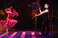 """Will Young<br /> appear in """"Strictly Ballroom the musical"""" at the Piccadilly Theatre, London<br /> <br /> ©Ash Knotek  D3396  17/04/2018"""