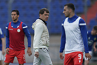 6th June 2021, Stade Josy Barthel, Luxemburg; International football friendly Luxemburg versus Scotland;  Luc Holtz coach Luxembourg