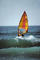 Europe/France/Bretagne/29/Finistère/Pointe de la Torche: Championnat du monde de Windsurf